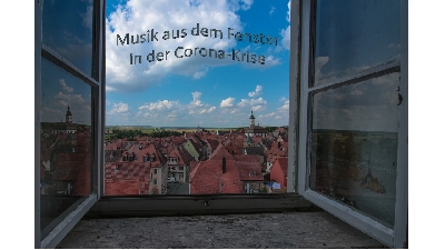 Fenster- und Balkonkonzerte 2.0