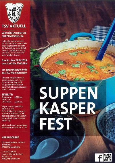 Suppen-Kasper Fest