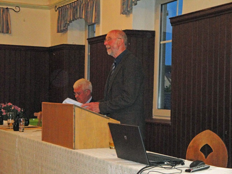 Bürgerversammlung 29.04.2014 mit Verabschiedung Bürgermeister und Stadträte