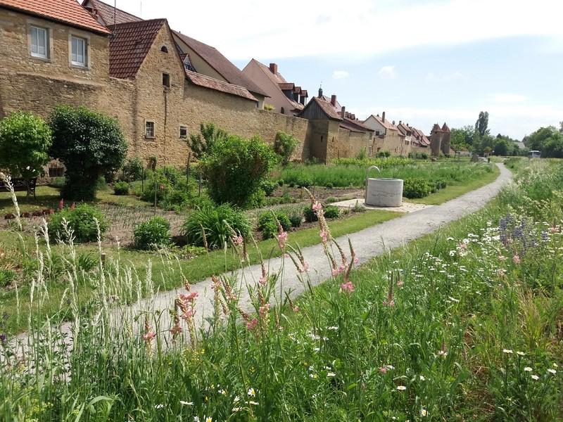 Grabengärten
