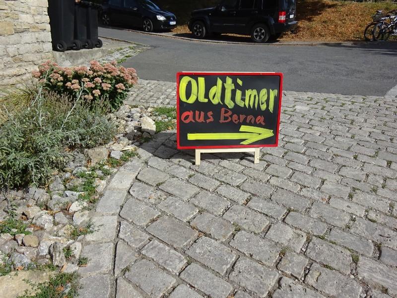 Echt Berna 2018 Oldtimer