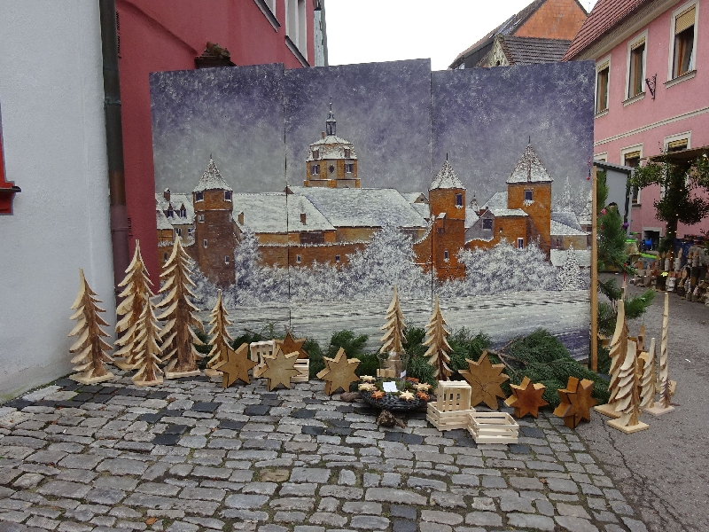 Fotos vom Weihnachtsmarkt 2019