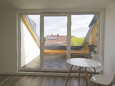 Dach-Loggia