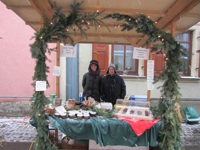 Weihnachtsmarkt 2012