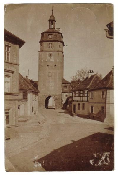 Oberes Tor - Der Weidenturm