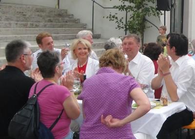 Weinpräsentation 2013