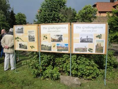 """Bezirkseröffnung """"Tag der offenen Gartentür"""""""