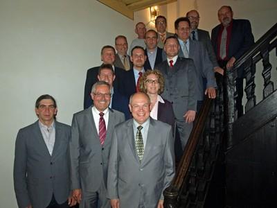 Stadtratsmitglieder   Foto: T. Lechner