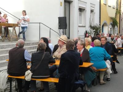 Weinpräsentation 2014