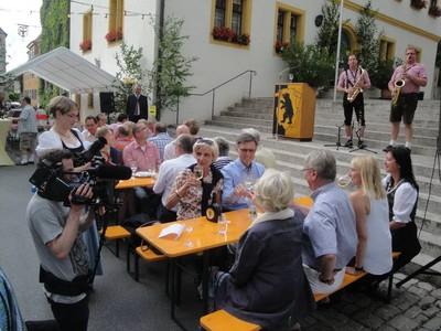 Weinpräsentation am 13. Juni 2015