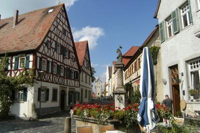 Altstadt Vierröhrenbrunnen