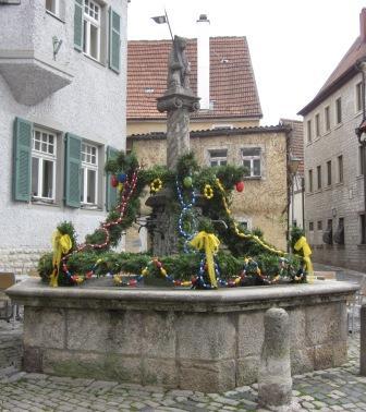 Osterbrunnen 2016
