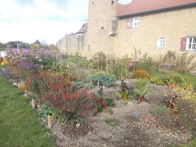 Herbstimpressionen Grabengärten