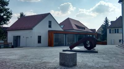 Veranstaltungsraum an der Radlerherberge