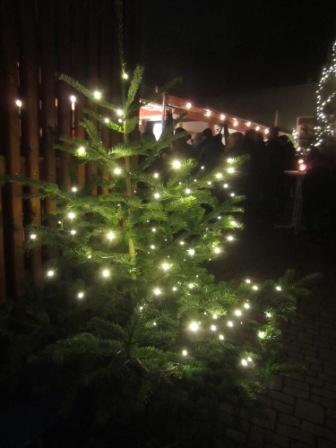 Berna klingt echt weihnachtlich