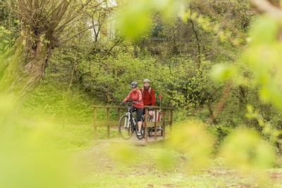 Radeln am Mühlenbach