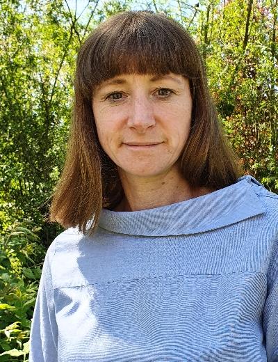 Stadträtin Melanie Jäger