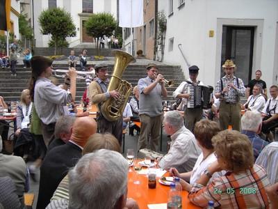 Weinpräsentation 2008