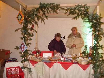 Weihnachtsmarkt 2008