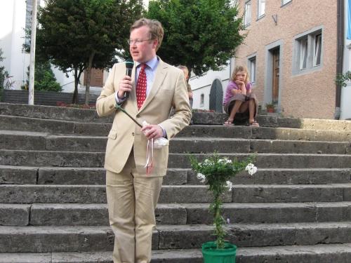 Weinpräsentation 2009