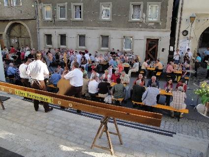 Weinpräsentation 2010