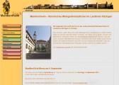 Mainbernheims erste Website, erstellt 2002.