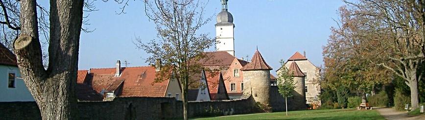Nördliche Stadtmauer mit Turngarten